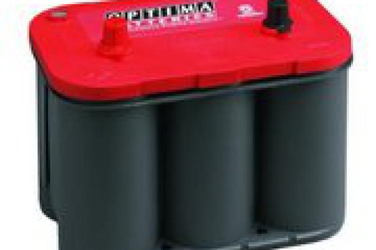 Гелевый аккумулятор OPTIMA для грузовика надежный старт дизеля в мороз Белгород