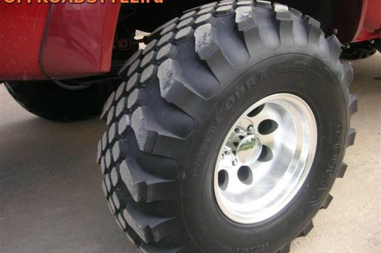 купить резину для спорта King Cobra Extreme 32x9,5-16 с доставкой транспортной