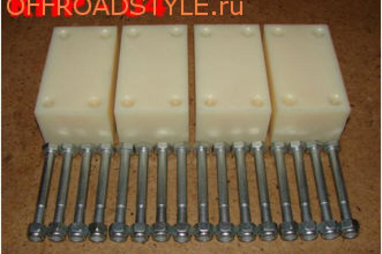 Лифт-комплект подвески УАЗ Лифт - 40 мм белгород башкортостан ингушетия карелия