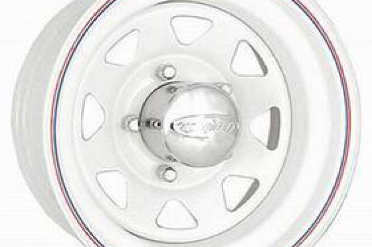 Диск колёсный стальной  5x139.7 7х16 ET- 19 D 110 белый белгород псков новгород