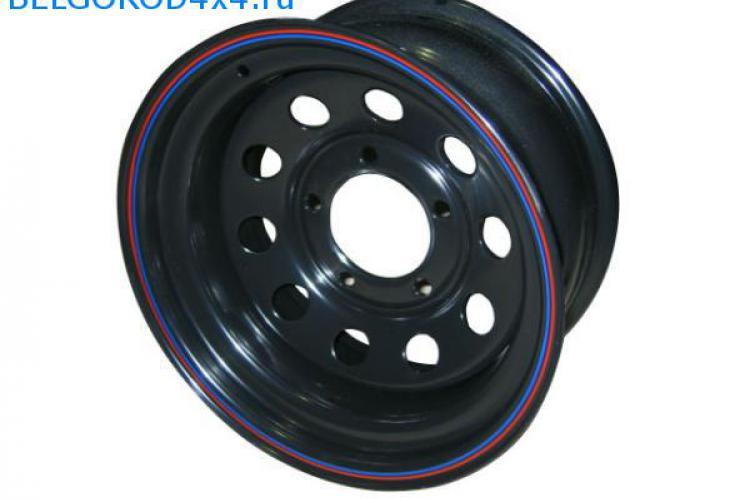Диск колёсный черный Land Rover 5x165. 8R16 белгород мурманск архангельск тамбов