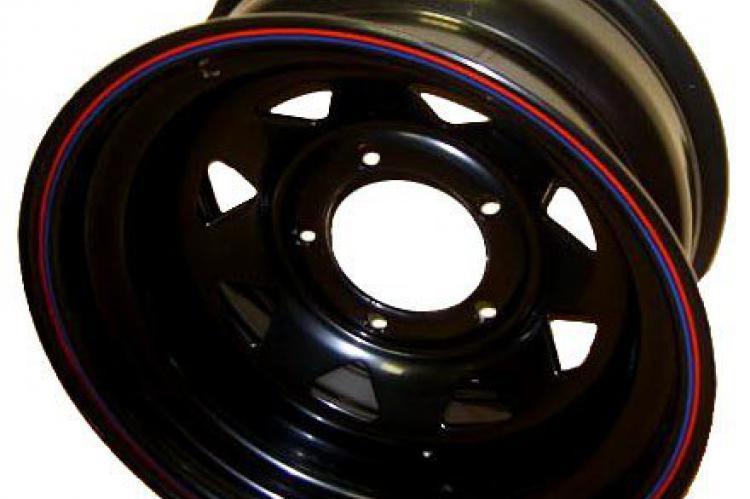 Диск Off Road Wheels 6x139.7 УАЗ 8х15 ET-25 черный белгород ростов волгоград уфа