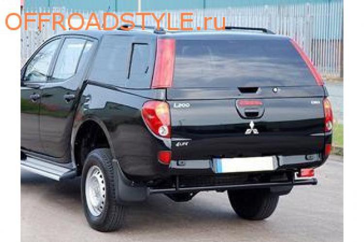 Кунг стальной Mitsubishi L200 new Samitr PLUS V4 белгород красноярск иркутск уфа