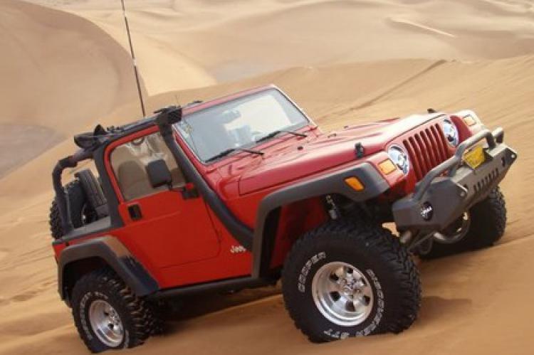 Шноркель Jeep Wrangler TJ 10/1992 - 10/1999 доставка россия курск воронеж ростов