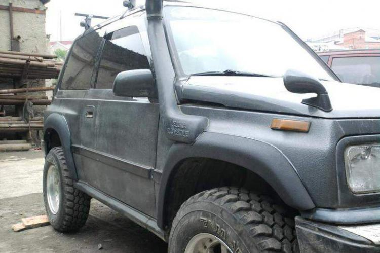 шноркель Suzuki Vitara, Escudo правая сторона белгород новгород казань киров уфа