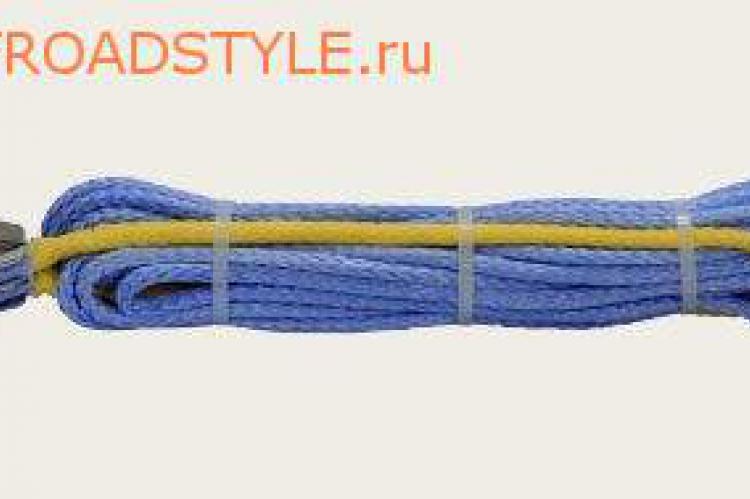 Удлинитель синтетического троса 7,5мм х 15м, обжат, с коушами Белгород курск