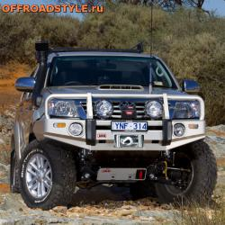 Передний бампер ARB Deluxe Toyota Hilux 2012 доставка москва белгород чита курск