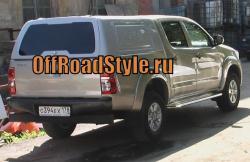 Кунг производство Россия Toyota HiLux недорого качественно москва сочи ялта тула